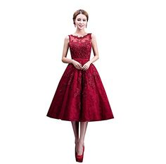 NINI.LADY Women's Lace Applique Beading Button Tea Length... https://www.amazon.com/dp/B01CKV7SG0/ref=cm_sw_r_pi_dp_x_fIrGybRDGSW9X