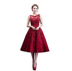 NINI.LADY Women's Lace Applique Beading Button Tea Length... https://www.amazon.com/dp/B01CKV7SG0/ref=cm_sw_r_pi_dp_x_fIrGybRDGSW9X