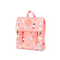 Herschel Supply Co. Survey kids pink lolly backpack - All Bags - Bags & Travel - Gifts & Home