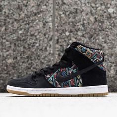 new style 82a82 33a07 Nike SB Dunk High Premium Seat Cover