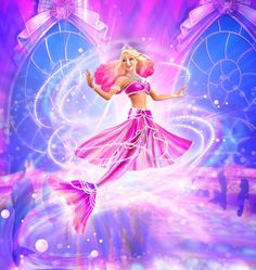 Barbie The Pearl Princess - Official Stills Barbie Fairytopia, Mermaid Tale, Mermaid Princess, Barbie Life, Barbie World, Barbie Drawing, Barbie Cartoon, Mermaid Cartoon, Barbie Images