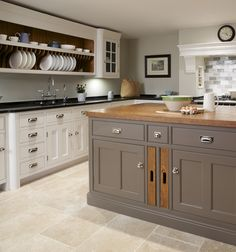 Nickleby Kitchen by Humphrey Munson