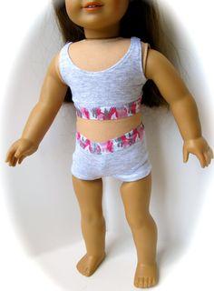 "2 Pack Boy Athletic Briefs Underwear fits 18/"" American Girl Size Doll"