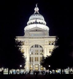 The Capitol of Texas