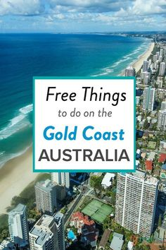 15 Free (and Cheap) Things to Do on the Gold Coast for Families; budget travel in Australia; tips for cheap travel in Australia; Gold Coast on a budget Cheap Things To Do, Free Things To Do, Melbourne, Perth, Places To Travel, Places To See, Travel Destinations, Cairns Australia, Western Australia