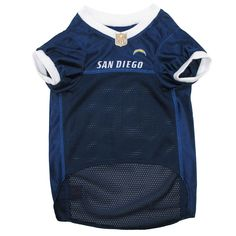 5817bbf92 San Diego Chargers Clothes Dog Sports Gear  chargersfootball  footballgifts   doglovers  giftideas