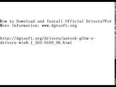asrock g41m-vs3 drivers for windows 10 64 bit
