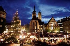 Christmas Markets in Stuttgart