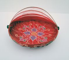 Panera redonda grande  #pehache1418  http://www.pehache.com