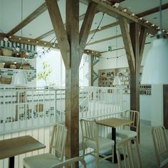 A Scandinavian-Influenced Cafe in Japan (with a Bit of LA, Too): Gardenista - Søholm Cafe