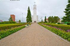 Pyhän Ristin kirkko - Iisalmi