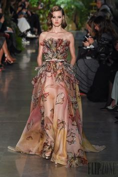 Elie Saab S/S 2015 - Couture