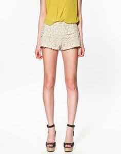 Short Crochet Zara
