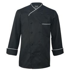 Looking for apparel Long Sleeve Black Chef Coat Red Piping ? Check out our picks for the apparel Long Sleeve Black Chef Coat Red Piping from the popular stores - all in one. Mens Clothing Styles, Vest Jacket, Fashion Pants, Mens Fashion, Chef Jackets, Long Sleeve, Sleeves, Clothes, Black