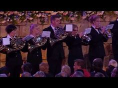 Nearer,My God, To Thee performed by Andre Rieu.  Sure you will get goosebumps !