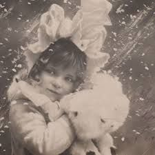 Image result for victorian girls in the snow