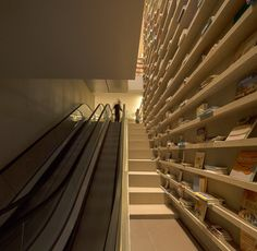 Bookstores, Libraries, Blinds, Stairs, Curtains, Image, Home Decor, Stairway, Decoration Home