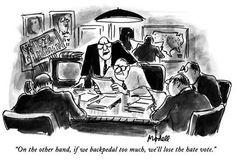 Cartoon: The New Yorker