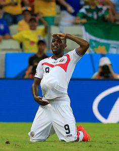 Partido Costa Rica - Uruguay, Mundial Fútbol Brasil 2014