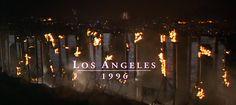 Demolition Man 1993 — Los Angeles 1996
