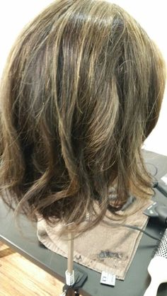 Highlight with tint between the foils after toner