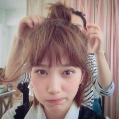 yoimachi: (via 本田翼 Tsubasa Honda, Best Bobs, Japanese Models, Cute Hairstyles, Pretty Woman, Short Hair Styles, Kawaii, Actresses, Face