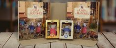 Tenemos los únicos muñecos en España de Sam y Julia: Participa en esta promoción y llévatelos.