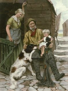 Pets George Hillyard Swinstead (1860 – 1926, English)