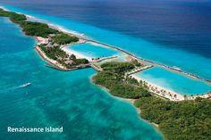 Renaissance Island, Aruba (where we got married ♥)