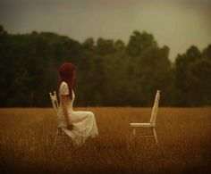 Conceptual Photography by Patty Maher- this could be inspiration for the inner beauty vs outside stereotype idea!