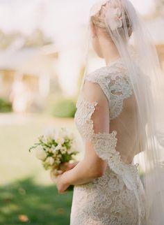 Image by Ali Harper. Bridal accessories. Bridal veil. Wedding veil. Lace edged veil.