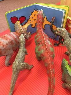 Dinosaur story time Story Time, Dinosaur Stuffed Animal, Toys, Animals, Activity Toys, Animales, Animaux, Clearance Toys, Animal
