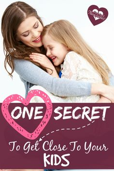 If there's one secret every parent should know about cultivating a close relationship with their kids, this one is it. Whatever you do, don't miss THIS tip! @alicanwrite
