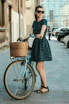 Wow, just dotty over this look