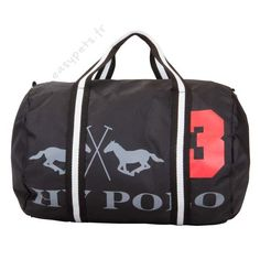 HV Polo Sac de sport Selkirk noir