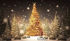 #Christmas ##photography #photo prop studio background vinyl backdrop 7x5ft gsd08,  View more on the LINK: http://www.zeppy.io/product/gb/2/252056626626/