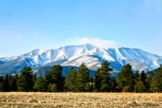 Buena Vista, Colorado...loved every moment I have spent there.