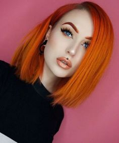 Most Eye Catching Red And Orange Hair Color Ideas for Girls Worth Checking Out Most Eye Catching Red And Orange Hair Color Ideas for Girls Worth Checking Out<br> Most Eye Catching Red And Orange Hair Color Ideas for Girls Worth Checking Out Orange Hair Bright, Magenta Hair Colors, Red Hair Color, Orange Red, Copper Hair, Copper Red, Dull Hair, Coloured Hair, Hair Images
