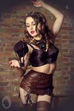 sexy-steampunk-girls-25.jpg (immagine JPEG, 500×749 pixel) - Riscalata (82%)