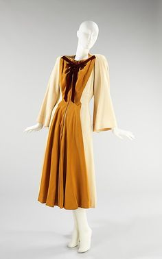 """The clothing in the 40s was very utilitarian. The women were pretty and feminine without being too """"dressed-up"""" looking"""