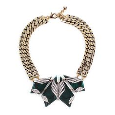"Lulu Frost Reflection Necklace from CR16 ""CHROMA"""