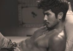 godfrey gao shirtless | Godfrey Gao | First Asian Male Supermodel | Shirtless | Canadian ...