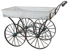 Uttermost Generosa Flower Cart