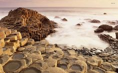 The Most Exotic Beaches In The World | Giants Causeway Beach | Ireland | Travel