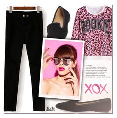 """Shein 4"" by cherry-bh ❤ liked on Polyvore featuring GALA and shein"