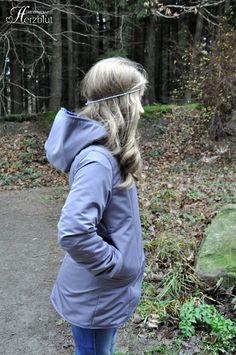 Mit Carlita in den Winter Winter, Rain Jacket, Raincoat, Winter Time, Winter Fashion