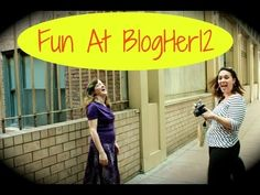 BlogHer 12 Highlight Was Seeing My Friends And Meeting New Ones