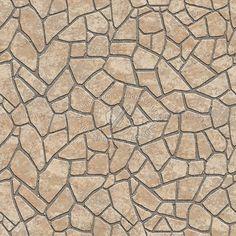Paving flagstone texture seamless 05879