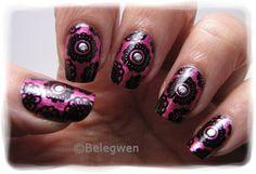 Nail Art by Belegwen