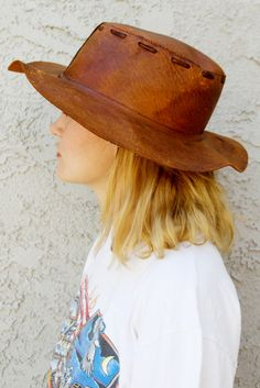 Dust Eatin  Cowboy Vintage Suede Hat 6ad852e15e8e